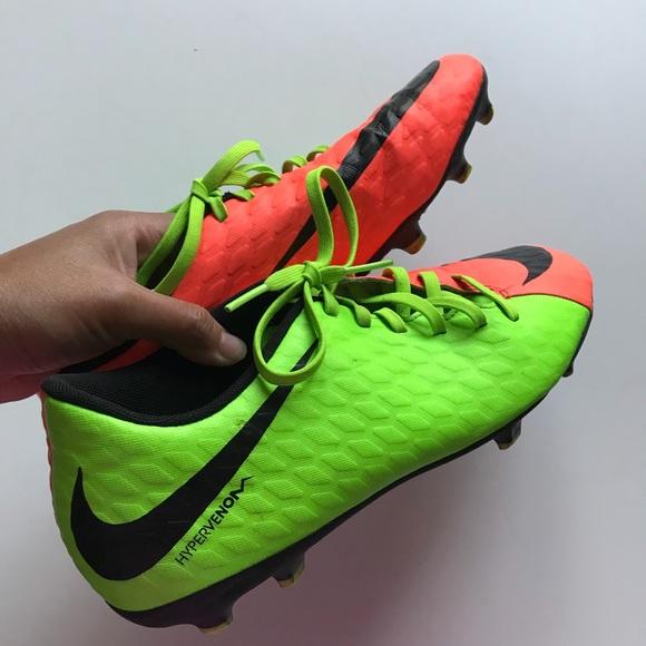 Nike Soccer Cleats Hypervenom Nikeskin